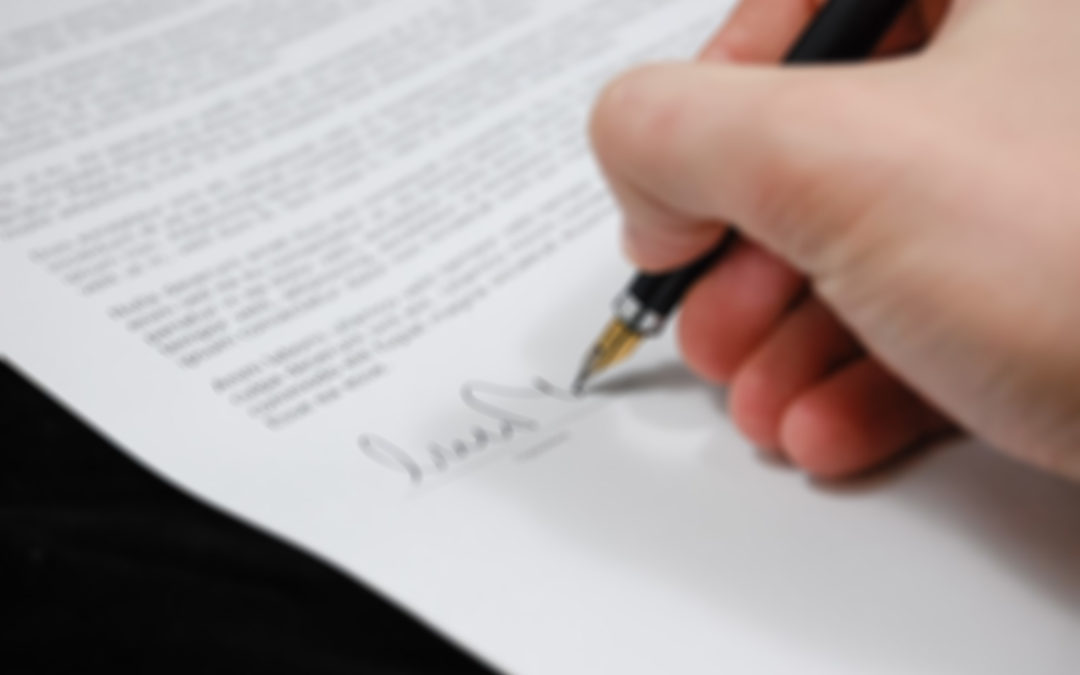 Personoplysninger i kontraktforhold